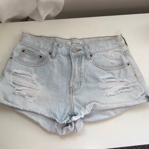 Billabong High waisted shorts